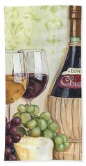 Chianti And Friends Beach Towel