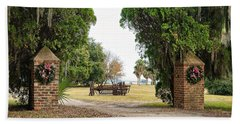 Chisolm Island Gates Beach Sheet