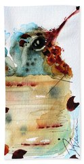 Chloe Nesting Beach Towel