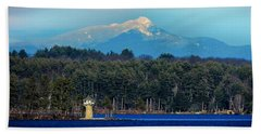 Chocorua And Spindle Point Beach Towel