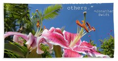 Choose Your Quote Choose Your Picture 19 Beach Towel