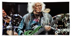 Chris Squire From Yes Beach Towel