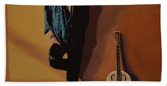 Chris Whitley Beach Towel