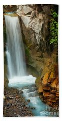Christine Falls Beach Towel