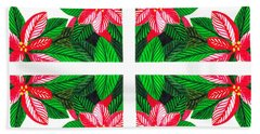 Christmas Gift Beach Towel