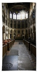 Church Of St Bartholomew The Great Beach Towel