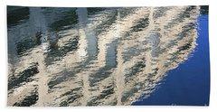 City Reflections Beach Towel
