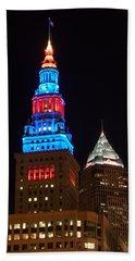 Cleveland Towers Beach Sheet