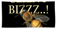 Client Buzzz Beach Towel
