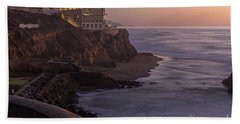 Cliff House Sunset Beach Towel