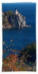 Cliffside Scenic Vista Beach Towel