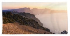 Cloud Cap Beach Sheet