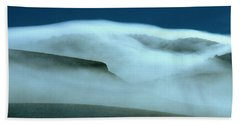 Cloud Mountain Beach Towel
