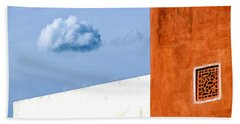 Cloud No 9 Beach Towel by Prakash Ghai