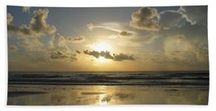 Clouds Across The Sun 2 Beach Towel