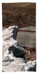 Coal Mine Mesa 14 Beach Towel