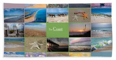 Coastal Winds Beach Towel