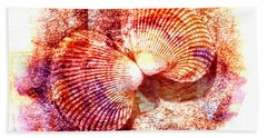 Cockle Clamshell Beach Towel
