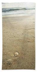 Cockle Shell On Florida Beach Beach Sheet