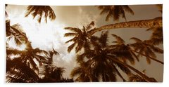 Coconut Palms Beach Sheet