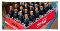 Coke Case Beach Towel