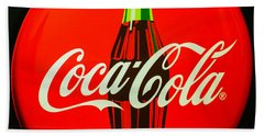 Coke Top Beach Towel