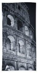 Colosseum Before Dawn Beach Sheet