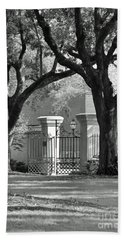 College Of Charleston Gate Beach Towel