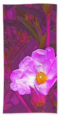 Beach Towel featuring the photograph Color 2 by Pamela Cooper
