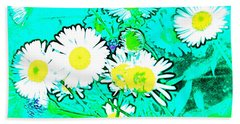 Beach Towel featuring the photograph Color 7 by Pamela Cooper
