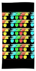 Color Etching Crayon Memories Beach Sheet