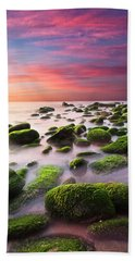 Color Harmony Beach Towel