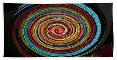 Color Palette Beach Towel