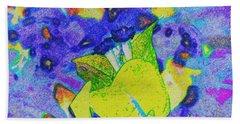 Color Style Beach Towel