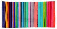 Colorful Pashminas Beach Sheet