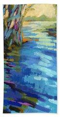 Colors Of Summer 9 Beach Towel