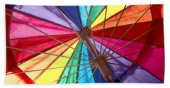 Colors Of Summer Beach Towel