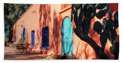Colors Of The Desert Southwest Beach Towel