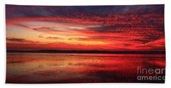 Encinitas Twilight Tide Beach Sheet