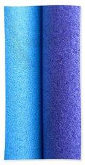 Colorscape Tubes C Beach Towel