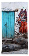 Colours Of Peru Beach Sheet