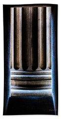 Column Number Nine  Beach Sheet