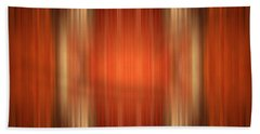 Columns Beach Towel by Gabiw Art