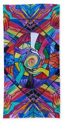 Come Together Beach Towel