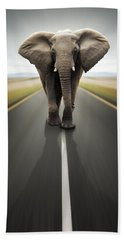 Heavy Duty Transport / Travel By Road Beach Towel