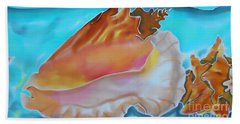 Conch Shallows Beach Towel