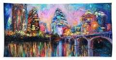 Downtown Beach Towels
