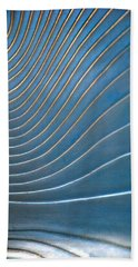 Beach Towel featuring the photograph Contours 1 by Wendy Wilton