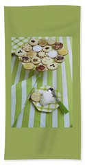 Cookies And Icing Beach Towel