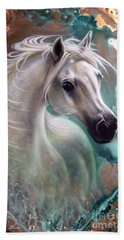 Copper Grace - Horse Beach Sheet by Sandi Baker
